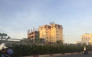Văn phòng công ty CP địa ốc Alibaba đặt tại Q.Thủ Đức
