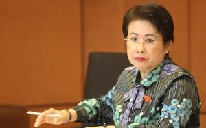 Bà Phan Thị Mỹ Thanh, Phó bí thư Tỉnh uỷ, Trưởng đoàn đại biểu Quốc hội tỉnh Đồng Nai. Ảnh: Võ Văn Thành