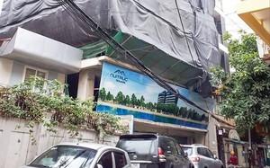 Dự án Núi Trúc Square đang rao bán căn hộ không có trong giấy phép.