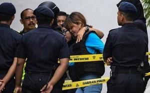 Thăm Đoàn Thị Hương trước ngày xét xử