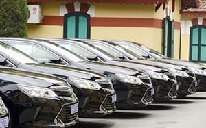 Các cơ quan nhà nước sẽ không được nhận xe doanh nghiệp biếu, tặng vượt tiêu chuẩn, định mức của xe công. (Ảnh minh họa)