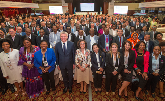Hơn 60 Bộ trưởng Thể thao và các quan chức cấp cao của 116 quốc gia thành viên UNESCO tham gia Hội nghị