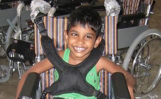Dự án 1000 xe lăn ở Sri Lanka (Nguồn: WCPD)