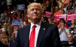 Tổng thống Mỹ Donald Trump. Ảnh: Reuters.