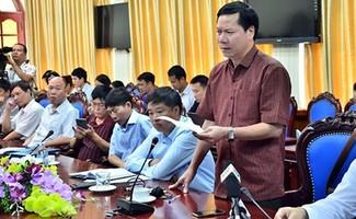 Ông Trương Quý Dương có thể trở lại bệnh viện Hoà Bình làm việc vào ngày mai.
