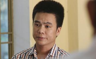 Bị cáo Nguyễn Lưu Trung Hải. Ảnh: Đắc Thành