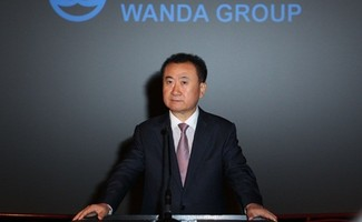 Wang Jianlin từng là người giàu nhất Trung Quốc. Ảnh: The Issue