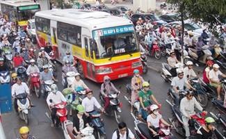 Hà Nội thay đổi lộ trình thu hồi xe máy cũ nát