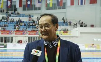 Ông Hoàng Vĩnh Giang, Chủ tịch Chủ tịch Liên đoàn Võ thuật cổ truyền Việt Nam. Ảnh/ VTV.vn
