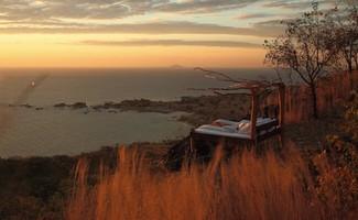 Phòng khách sạn 'trần trụi với thiên nhiên'