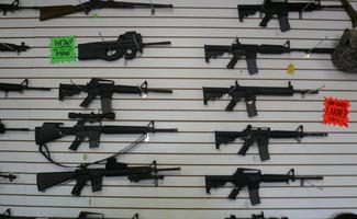 Số người Mỹ bị giết bởi súng nhiều hơn bởi các cuộc chiến tranh