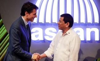 Bị hỏi về 'cuộc chiến ma túy', Tổng thống Philippines tố Thủ tướng Canada xúc phạm
