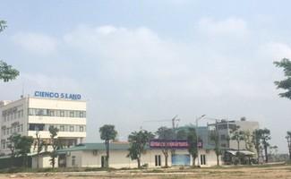 """Giá đất tại khu đô thị Thanh Hà Cienco 5 tăng """"dựng đứng"""" theo từng khu vực thậm chí đến cả khu biệt thự đường đâm vừa mới tung ra cũng ngay lập tức xuất hiện giá chênh."""