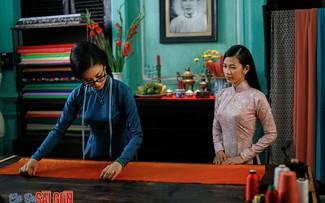Một cảnh trong phim Cô Ba Sài Gòn