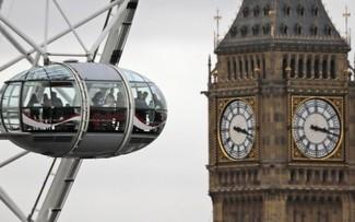 Ngành du lịch của Anh hưởng lợi nhờ Brexit