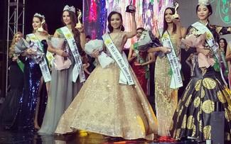 Đại diện Việt Nam đăng quang Nữ hoàng sắc đẹp toàn cầu 2017
