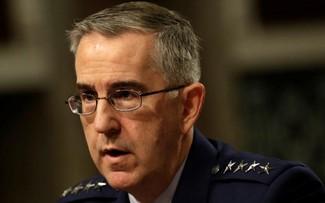Tư lệnh Mỹ: Sẽ chống lại nếu Tổng thống ban lệnh tấn công