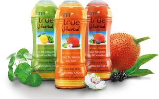 Những sản phẩm thức uống mới của Tập đoàn TH