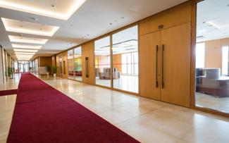 Toà nhà Quốc hội được trang bị cửa PCCC của Eurowindow