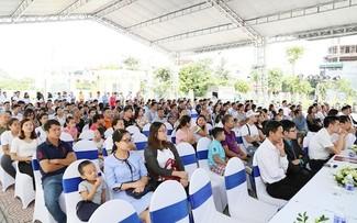 Chương trình mở bán chào mừng cất nóc dự án EcoHome Phúc Lợi đã nhận được sự quan tâm của đông đảo khách hàng