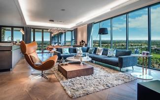 70% căn Penthouse duplex đã có chủ ngay trong ngày đầu tiên ra mắt