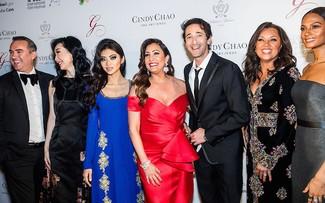 Bà Coco Trần cùng các vị khách mời nổi tiếng tham dự The Global Gift Gala 2017