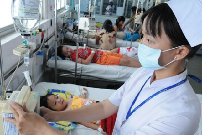 Cả nước đã có 3 trường hợp tử vong do sốt xuất huyết