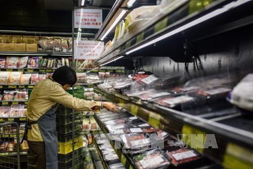 Hong Kong dừng nhập khẩu thịt, trứng gia cầm từ Mỹ, Pháp và Mexico