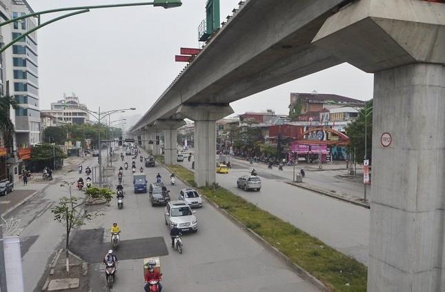 Hà Nội có 19 phố mới trong năm 2018