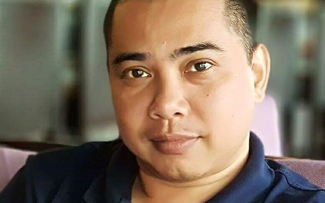 Nhà báo Hữu Quang - Giám đốc Khối Truyền thông Điện tử báo Tiền Phong