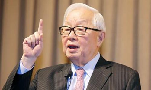 Ông Morris Chang thành lập TSMC từ năm 1987. Ảnh: taipeitimes