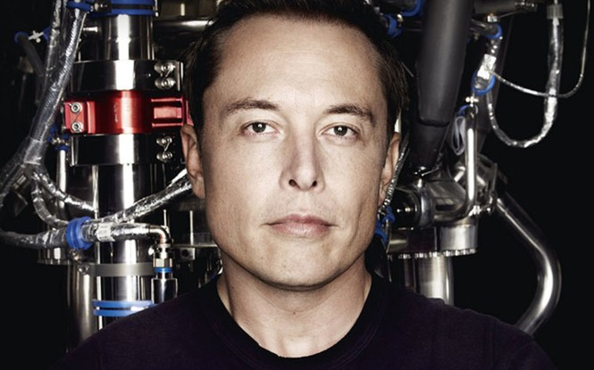 Tỷ phú Elon Musk-CEO của Tesla Inc