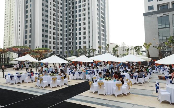 GOLDMARK CITY tổ chức ngày hội mua sắp cho 5.000 cư dân
