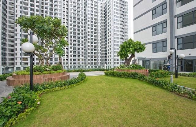 Imperia Garden chính thức vận hành các tiện ích 'Vườn trong phố'