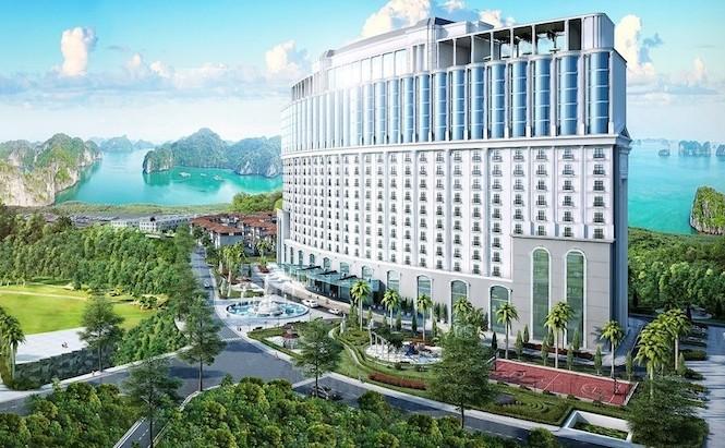 Phối cảnh dự án FLC Grand Hotel Hạ Long