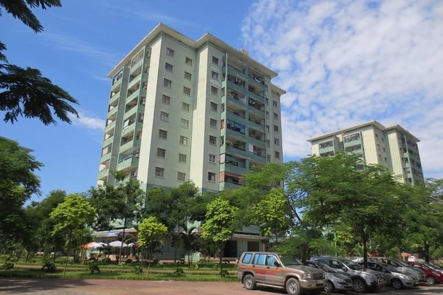 Nhiều khu đô thị ở Hà Nội