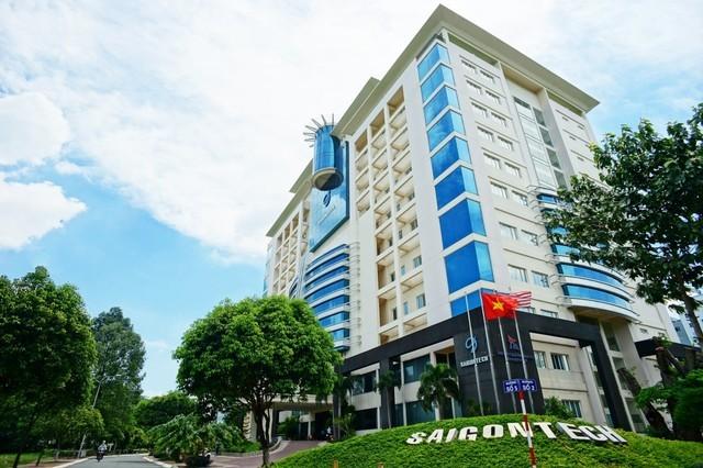 Ngắm những tòa nhà ở Việt Nam có sân đỗ trực thăng hiện đại - ảnh 12