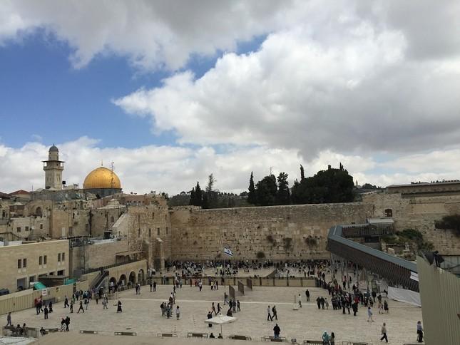 Thành cổ Jerusalem - ảnh 3
