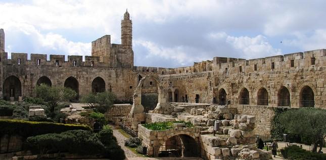 Thành cổ Jerusalem - ảnh 2