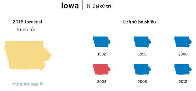 Cục diện bầu cử tổng thống Mỹ tại 9 bang chiến trường - ảnh 4