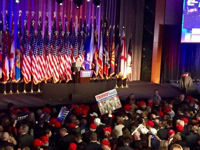 Donald Trump đã trở thành Tổng thống Mỹ 2016 như thế nào? - ảnh 2