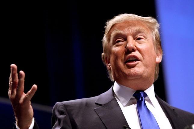 Donald Trump - Tổng thống Mỹ bạo miệng - ảnh 1