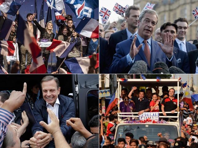 Donald Trump khơi dậy cơn lốc chính trị trên khắp thế giới - ảnh 1
