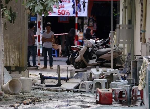 Vụ nổ bốt điện: Nạn nhân ngồi xe lăn đã tử vong - ảnh 1