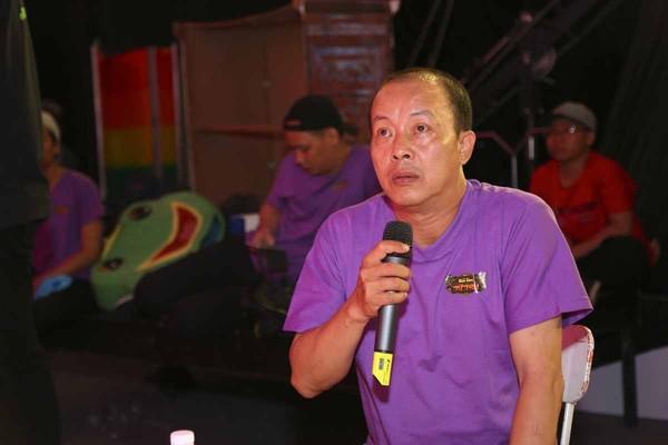 Hồng Vân, Minh Nhí, Đức Hải xúc động nói về tình thầy trò ngày 20/11 - ảnh 2