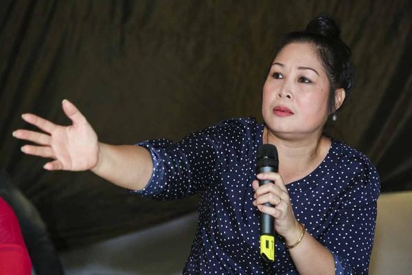 Hồng Vân, Minh Nhí, Đức Hải xúc động nói về tình thầy trò ngày 20/11 - ảnh 3