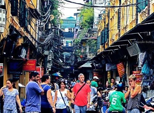 Hà Nội đón gần 3,2 triệu lượt khách du lịch quốc tế - ảnh 1