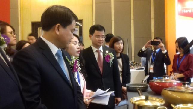 Hơn 100 doanh nghiệp dự triển lãm giao thương Hàn Quốc 2016 tại Hà Nội - ảnh 1