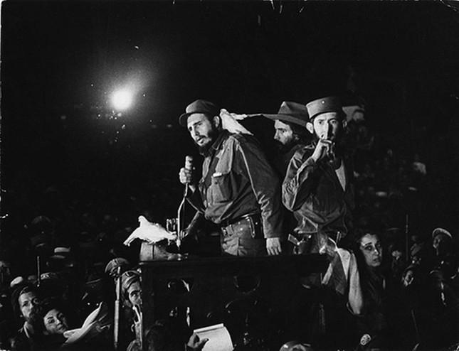 Fidel Castro -  Chiến binh của thế kỷ XX - ảnh 1