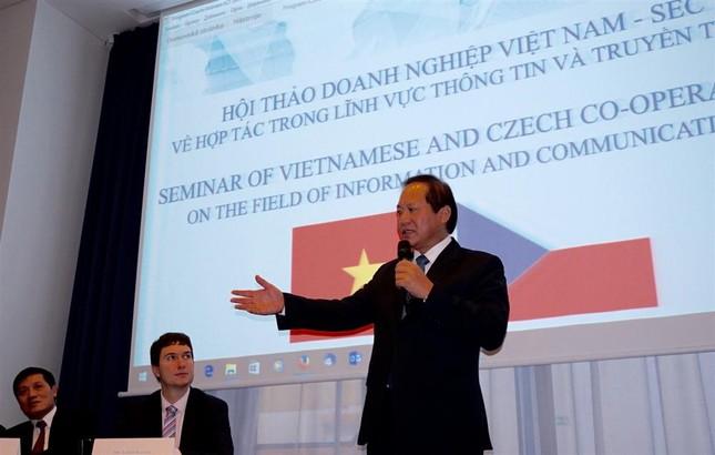 Cộng đồng người Việt là tài sản vô giá trong quan hệ Việt - Séc - ảnh 2